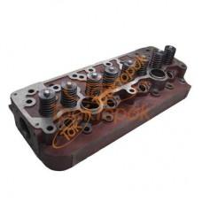 Головка блока цилиндров МТЗ  (рестав.) 4 шпильки 240-1003012