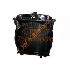 Радиатор ЮМЗ (алюм.) с мет. бачком 45-1301006